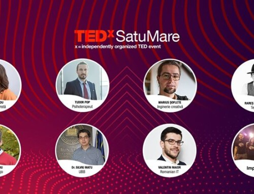 TEDxSatuMare – Connect and Reconnect 2019