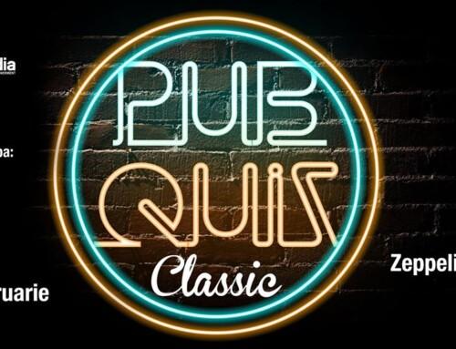 Pub Quiz @Zeppelin Pub 2020